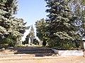 Братська могила 242 радянських воїнів, загиблих при звільненні селища, Брацлав.jpg