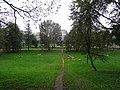 Вид на парк со стороны улицы Чекистов Красносельского района Санкт-Петербурга.jpg