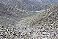 Вид с перевала Восточный Арсеньева на начало долины реки Гольцовки в сторону озера Имандра.jpg