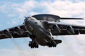Beriev A-50 - Russian Air Force A-50