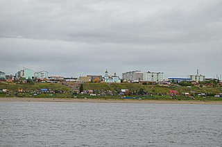 Pokrovsk, Sakha Republic Town under republic jurisdiction in Sakha Republic, Russia