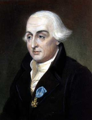 Joseph-Louis Lagrange cover