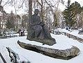 Могила советского скульптора А.С. Гилева.JPG