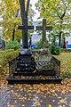 Новодевичье кладбище. Могила Воронин.jpg