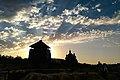 Острів Хортиця, захід сонця, м. Запоріжжя.jpg