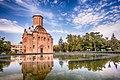 П'ятницька церква (Чернігів) біля фонтану.jpg