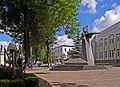 Пам'ятник Климу Савуру в Рівному P1080265.JPG