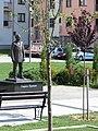 Парк Гаврила Принципа, Источно Сарајево 08.jpg