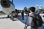 Пресс-тур представителей российских и иностранных СМИ на авиабазу Хмеймим в Сирии (13).jpg