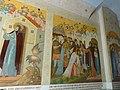 Роспись арки надвратной Церкви Рождества Иоанна Предтечи Троице-Сергиева лавра.jpg