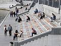 Трибуны на набережной Рошен.JPG
