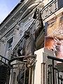 Украина, Одесса - Дерибасовская, 22 - Памятник Сергею Уточкину.jpg