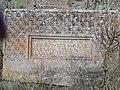 Տապանաքար Մելիքների եկեղեցու գերեզմանում, Գորիս 7.jpg