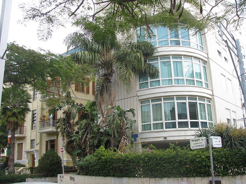 בית פרידמן שדרות רוטשילד 96 בתל אביב