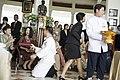 นางพิมพ์เพ็ญ เวชชาชีวะ ภริยา นายกรัฐมนตรี นำคู่สมรสผู้ - Flickr - Abhisit Vejjajiva (29).jpg