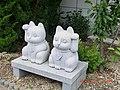 かわいい招き猫さん達 (=・ω・=) - panoramio.jpg