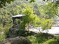 石岩屋旁边的休闲处2 - panoramio.jpg