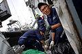 국방부 기획 사진전, 아덴만에서 온 편지 -청해부대 장병들의 사진이야기 The Story of ChoengHae Unit, Republic of Korea Navy (9227483711).jpg