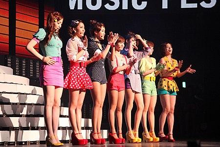 Danh sách giải thưởng và đề cử của T-ara