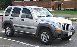 2002-2004 Jeep Liberty