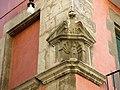 113 Casa Castell, pl. Santa Maria - c. Santa Maria (Vilafranca del Penedès).JPG
