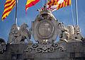 114 Escut de Barcelona, a l'Ajuntament.jpg