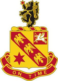 11th Field Artillery Regiment
