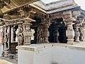 11th century Panchalingeshwara temples group, Kalyani Chalukya, Sedam Karnataka India - 99.jpg