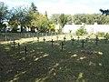 121 German WWII tombs in Moson Cemetery, 2017 Mosonmagyaróvár.jpg