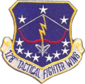 128th Tactical Fighter Wing - Emblem.png