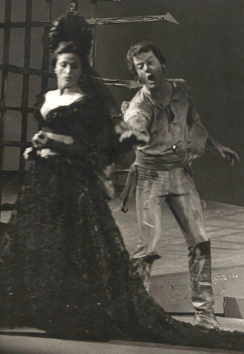 Carmen et Don José