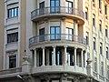 138 Jutjats (antiga Transmediterránea), Via Laietana - pl. Antonio López.JPG