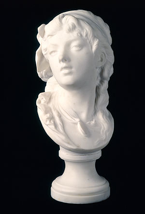ca0a89c07e0 13 Suzon.jpg. Suzon in white marble. Artist