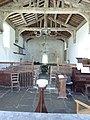 13 century Llangelynnin Church, Gwynedd, Wales - Eglwys Llangelynnin 72.jpg