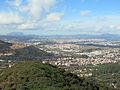 141 Montcada, Cerdanyola i Sabadell des del puig Castellar.JPG
