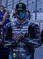 15 Portimao GP 20 a 22 de Noviembre de 2020. Cto de Portimao, Portugal (50634089741) - Franco Morbidelli (cropped).jpg