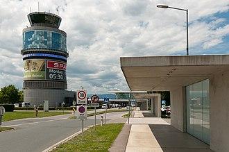 Graz Airport - Control tower