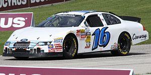 Colin Braun - Braun's 2010 Nationwide car