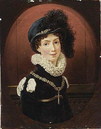Princess Augusta of Bavaria - Image: 1788auguste amalie 1