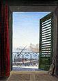 1829 Carus Balkonzimmer mit Ausblick anagoria.JPG