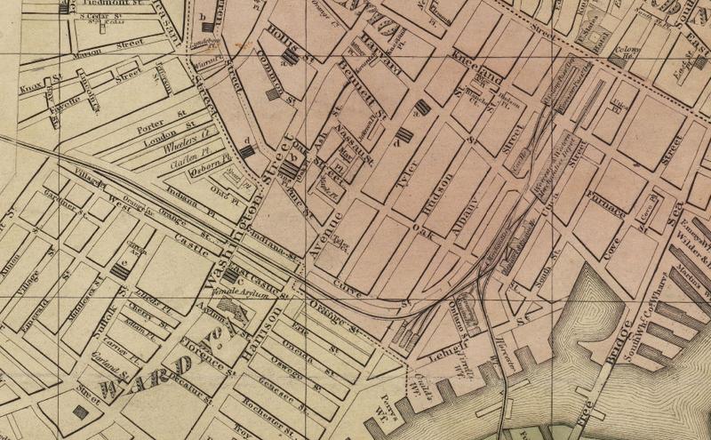 File 1846 Southend Boston Map Byggsmith Detail Png Wikimedia Commons