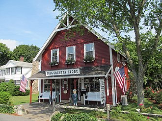 Centerville, Massachusetts - 1856 Country Store