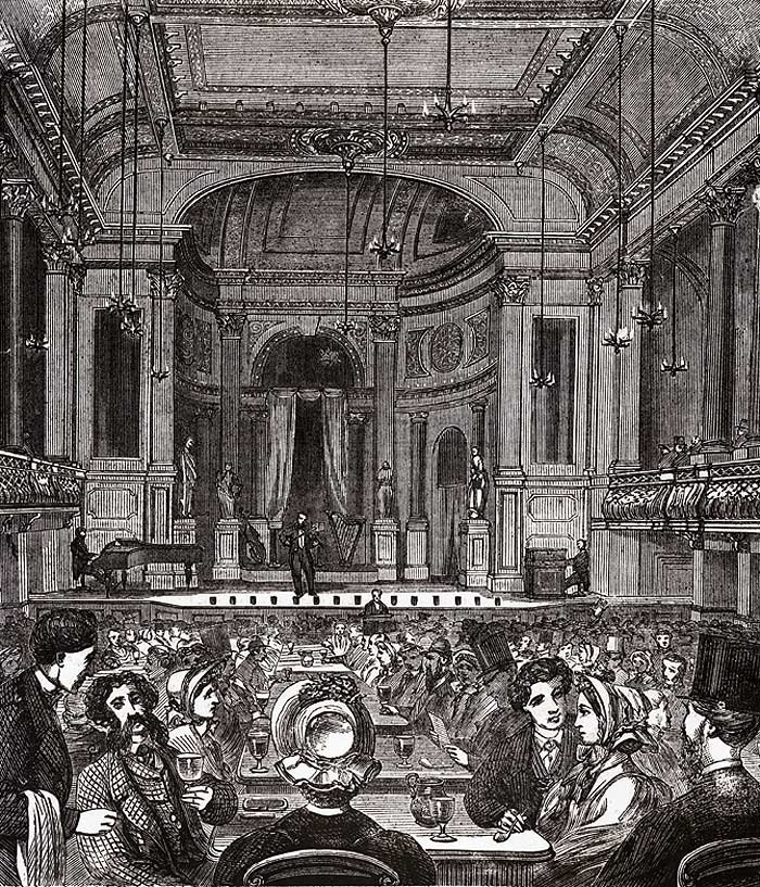 1875 Oxford Music Hall