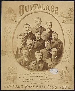 Buffalo Bisons (NL) baseball team