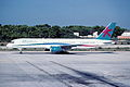 188cx - Air 2000 Boeing 757; G-OOBA@PMI;20.08.2002 (4752818809).jpg