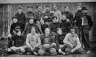 1898 Western University of Pennsylvania football team American college football season
