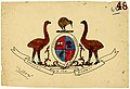 """1908 New Zealand Coat of Arms Competition Entries - """"Always Forward"""".jpg"""