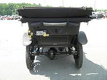 1909 Rambler model 44 at 2010 Richmond Region AACA show-03.jpg