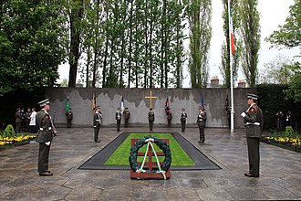 Arbour Hill Prison - 1916 Commemoration Wreath Laying Ceremony 2010