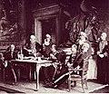 1929, il discorso inaugurale dell'Accademia d'Italia tenuto da Tommaso Tittoni.jpg
